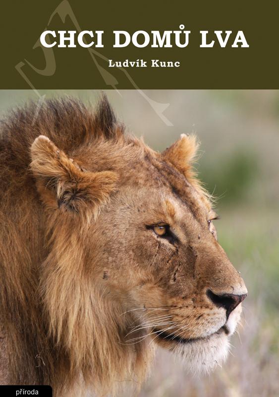 Obálka knihy Chci domů lva