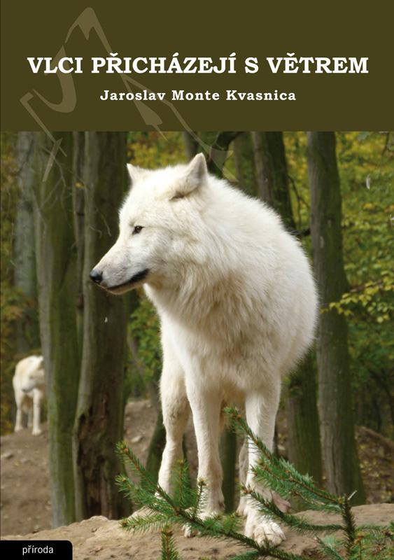 Obálka knihy Vlci přicházejí s větrem