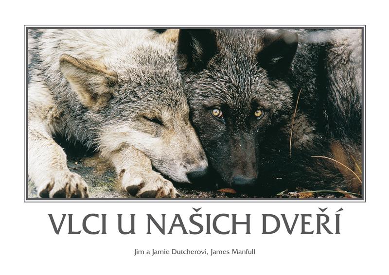 Obálka knihy Vlci u našich dveří