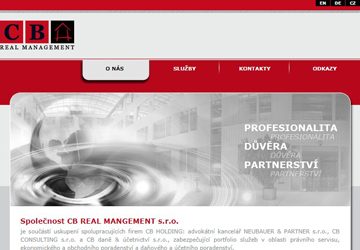 CB Real Management s.r.o.