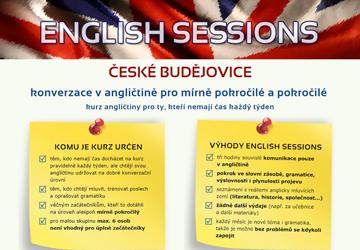 English Sessions