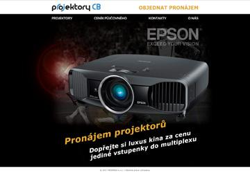 Projektory CB