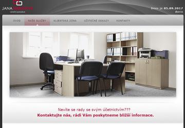 Účetní firma - Ing. Jana Smidková